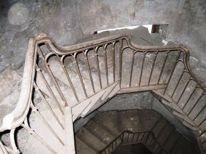 лестница,где?