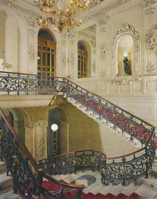 Где эта лестница,где этот дом