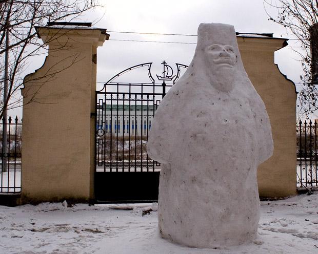 К кому пришел дед мороз?