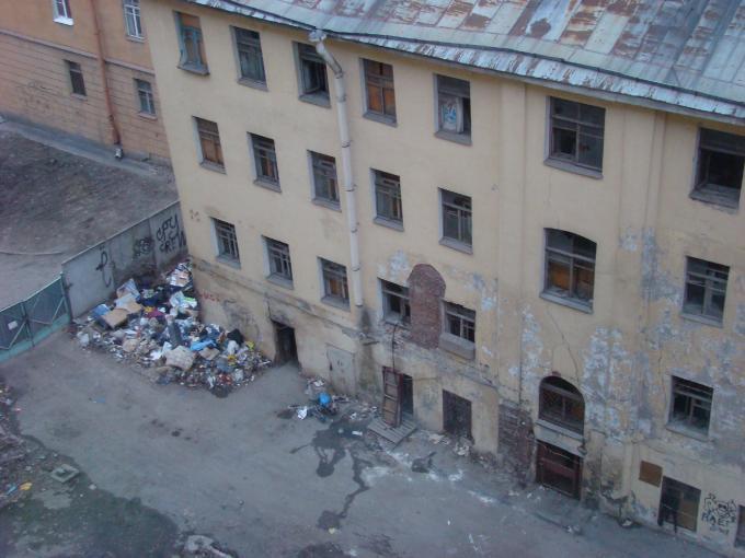 Здание очень известное