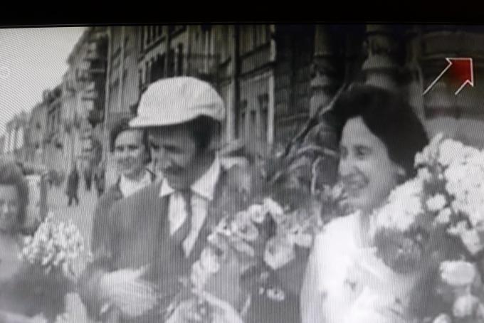 Гость Ленинграда