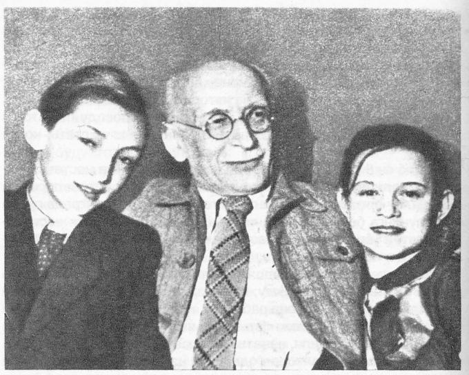 Три известных Ленинградца