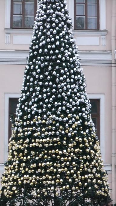 самая красивая елка