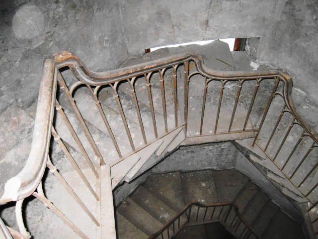 где такая лестница ?