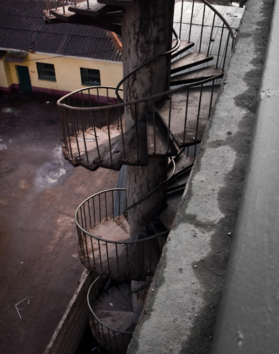 Где такая лестница?