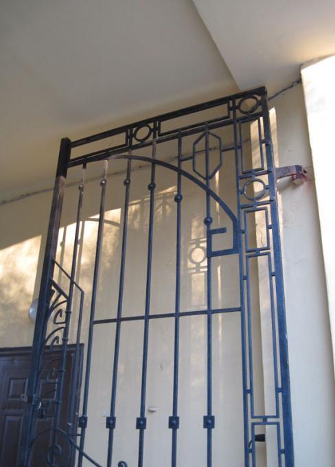 Ворота модерн