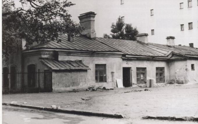 Петербург автомобильный №17