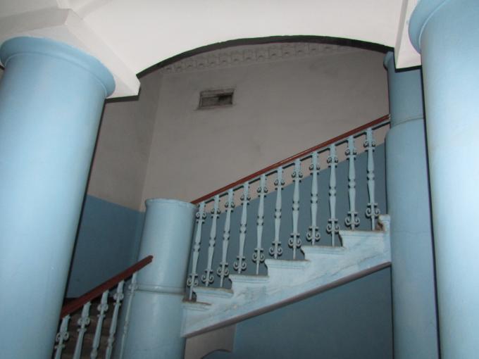 Лестница-чудесница...где?