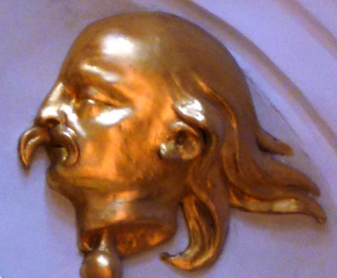 золотой усач