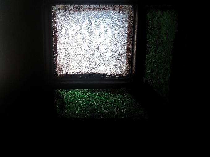 Цветные рельефные стекла