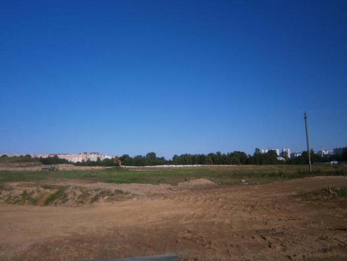 Как называется будущий жилой комплекс?