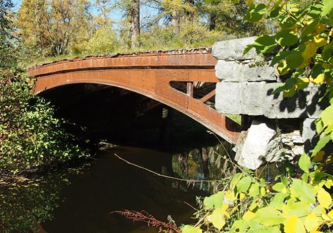 Название моста?