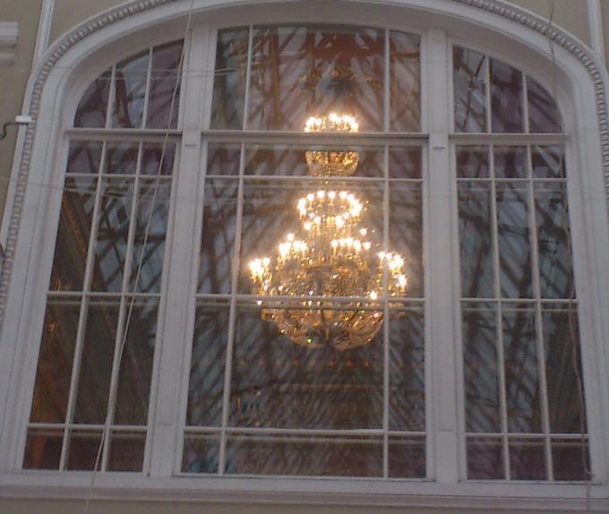 Петербургские окна...может блиц?