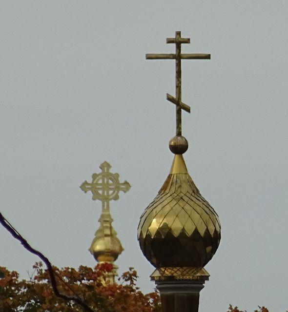 Где кресты?