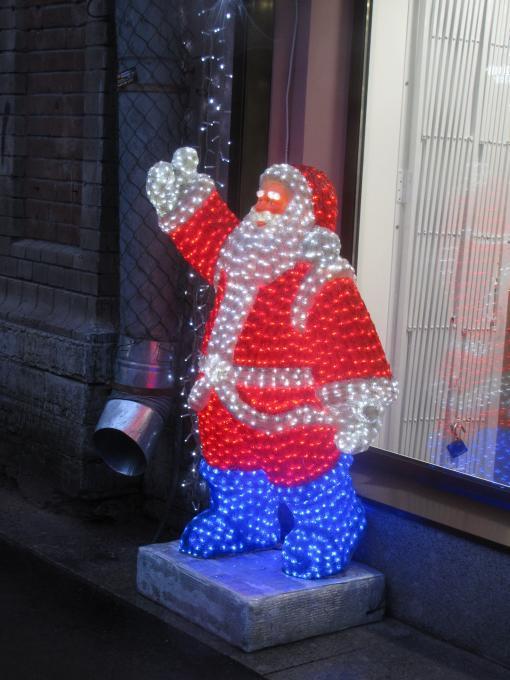 Где Дед Мороз?
