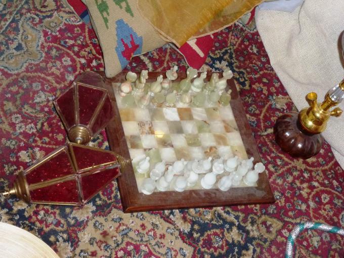 Откуда шахматы?