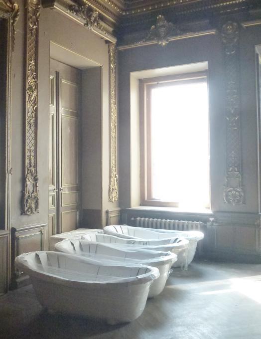 Продаются 4 ванны из дворца