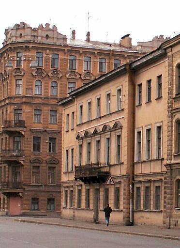 Название здания
