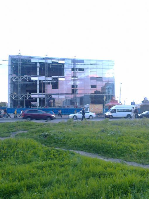Стройка 2012 года