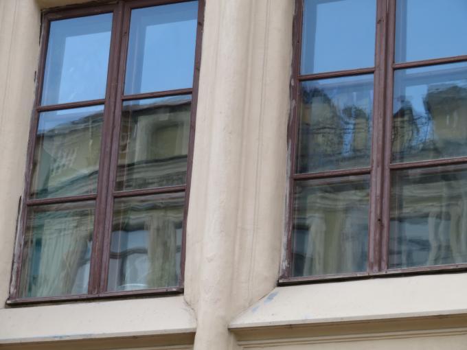 Окна...  Где такие?