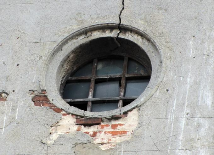 Питерские окна