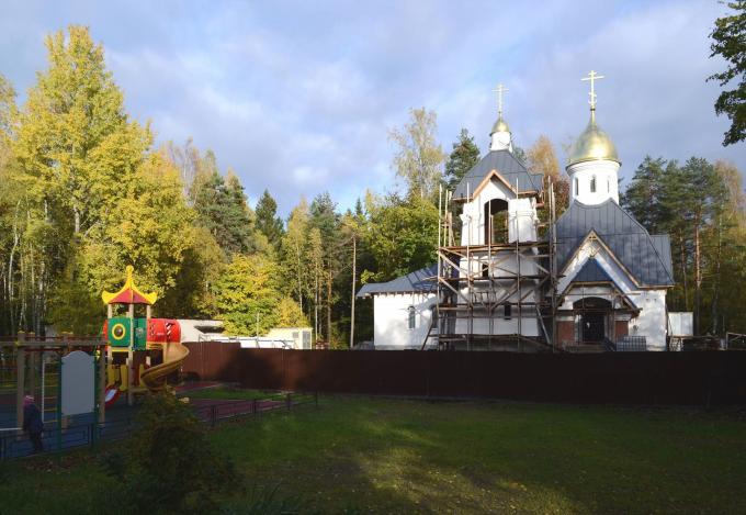 Новый храм