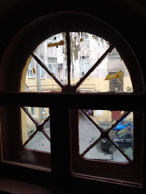 Окна питерские