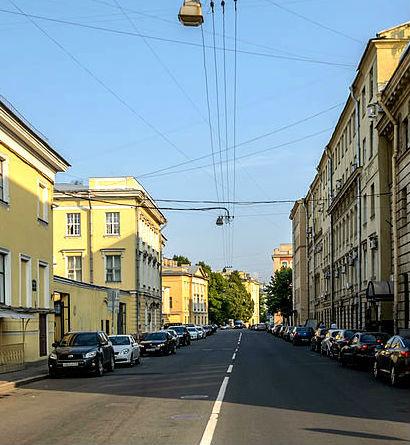 Что это за улица ?