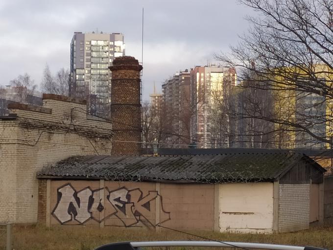 Городские артефакты