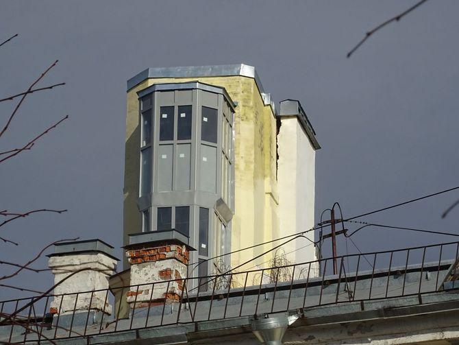 Лифтовая башня