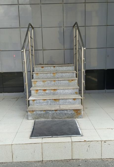 Лестница в никуда... Адрес?