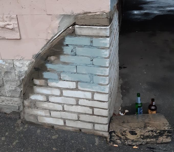 Оргинальное архитектурное решение