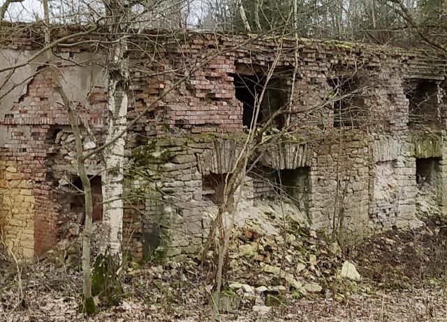 Где эти руины?